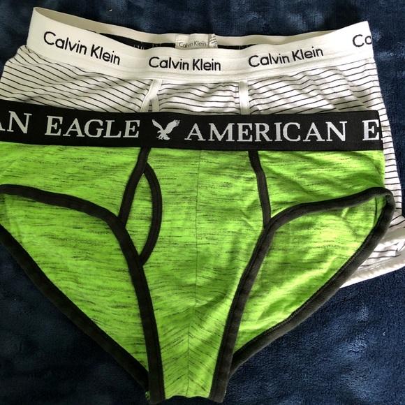 NWT American Eagle Men/'s Low Rise Trunk Size S Hamburger Cheeseburger